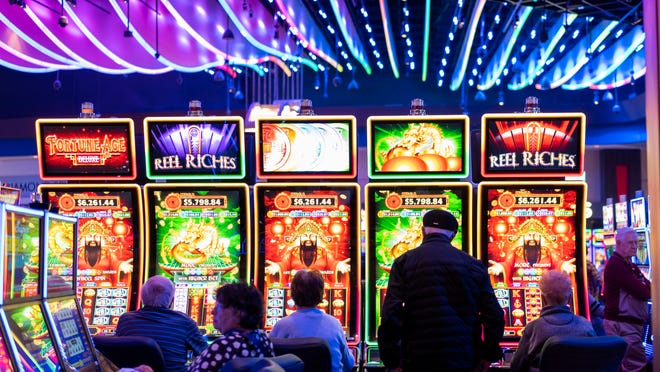 10 Tricks About Casino You want You Knew Earlier than