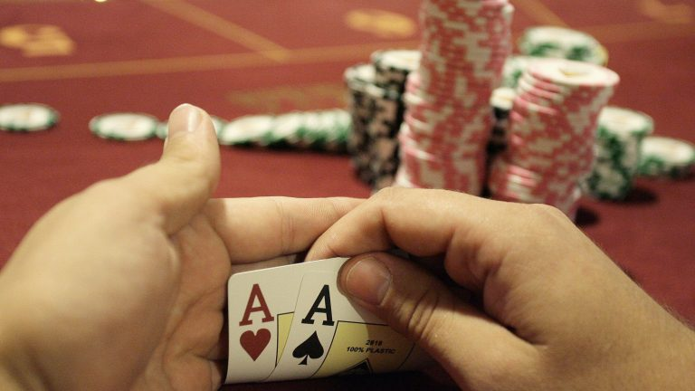 The Way To Create Your Poker Look Wonderful In Four Days