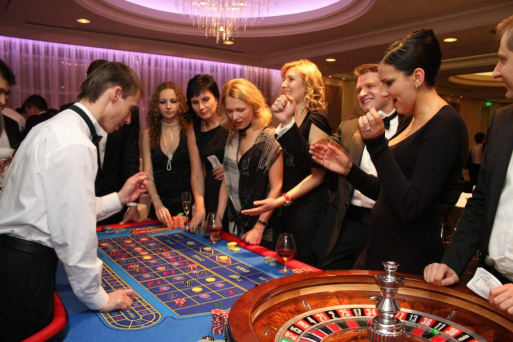The Attraction Of Gambling